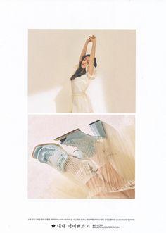 내내 어여쁘소서 :: 더 셀러브리티 봄호 레드벨벳 화보 스캔 - 2