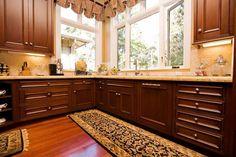 traditional corner kitchen sinks