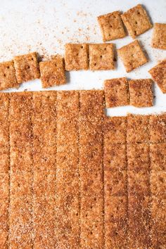 Gluten Free Paleo & Keto Cinnamon Toast Crunch Extra crunchy & just net carbs! Gluten Free Paleo & Keto Cinnamon Toast Crunch Extra crunchy & just net carbs! Cereal Keto, Low Carb Cereal, Crunch Cereal, Gluten Free Cereal, Cinnamon Cereal, Cinnamon Toast Crunch, Ketogenic Recipes, Ketogenic Diet, Keto Recipes