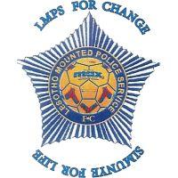 LMPS FC (Maseru, Lesotho) #LMPSFC #Maseru #Lesotho (L13842) Football Mexicano, Asia, Crests, Team Logo, Badge, Police, Soccer, Mountain, Logos