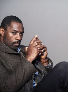 Idris Elba (actor in Luthur, and Prometheus)