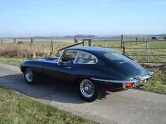 Jaguar E-Type - Jaguar E 4.2 S 2 Coupé 1971