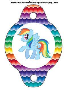 Imprimibles de My Little Pony 11. | Ideas y material gratis para fiestas y celebraciones Oh My Fiesta!