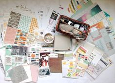 Scrapbook/Project Life blog