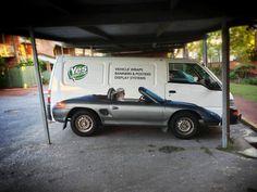 Look closely | #public #street #foil #carwrapping #creative #viral #guerillamarketing #awareness #guerilla #btl < found on www.youthedesigner.com pinned by www.GuerillaMarketing-Hamburg.de a project of www.BlickeDeeler.de