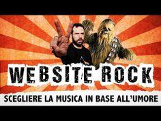 Come scegliere la musica in base all' umore  #jacknroll #rock #umore #stereomood #musica #chewbacca #wiikie #starwars #ninja #recensione #web