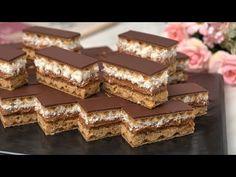 Sedmo nebo - sitni kolač za praznike - YouTube