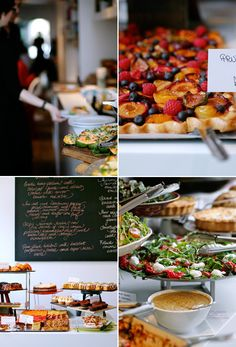Ottolenghi: When I go to London, I will definitely try this deli out!
