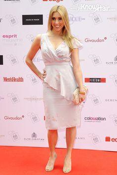 Kate Walsh at the FiFi Uk Fragrance Awards