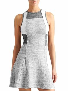 7 Rising Fitness Brands Every Active Girl Should Know Derek Lam + Athleta Downtown Dress Fitness Brand, Moda Fitness, Fitness Apparel, Athleisure, Zumba, Jogging, Active Wear, Short Dresses, Dresses For Work