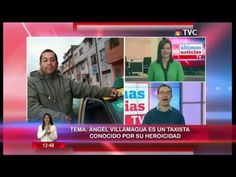 TAXISTA HEROE DE QUITO SALVATORE RENEGADO EN ECUADOR ENTREVISTA ULTIMAS ...