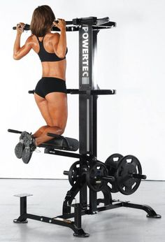 Machine-Assisted-Pull-Up