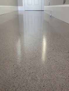 Photos - Authentic Concrete Images 'salt and pepper' finish