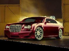 Chrysler 300 Coupe My Dream Car, Dream Cars, Chrysler 300s, Galaxy Phone Wallpaper, Dodge Magnum, Car Tuning, Amazing Cars, Mopar, Custom Cars