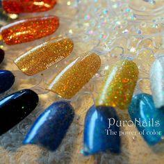 Love holo  #nailart #nails #holonails #rainbow #rainbownails #paznokcie #paznokciehybrydowe #wzornik #wzorkinapaznokcie #pylekholo #piękne #polishgirl #finishgirl