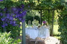 I always want beautiful outdoor spaces but have no time to create and maintain them!
