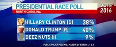 The time has come for Deez Nuts.