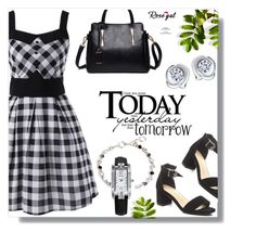"""Rosegal"" by sans-moderation ❤ liked on Polyvore"