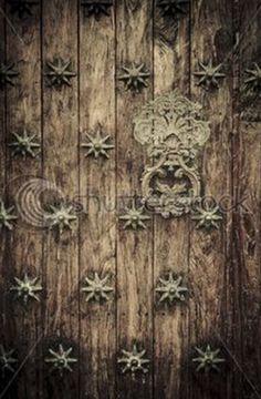 ✯ Wish Upon the Stars ✯ rustic star door | shutterstock