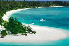 Denis Island Beach, Seychelles - Travel, Holiday  Photograph by Gerard Larose