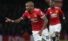 EPL: What Ashley Young told Manchester United teammates in 3-2 win over Man City
