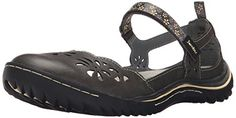 Jambu Women's Deep Sea Mary Jane Flat -- To view further for this item, visit the image link.