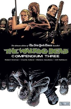 The Walking Dead Compendium 3 coming October