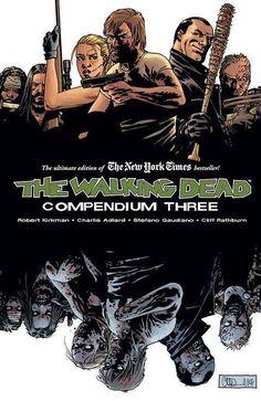 The Walking Dead Compendium 3 coming October