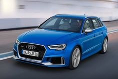 Updated Audi RS 3 hot hatch confirmed, adds extra 33bhp - Car Keys