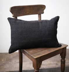One-of-a-kind handwoven wool pillows #ovate #handmade #handwoven #weaving #loom