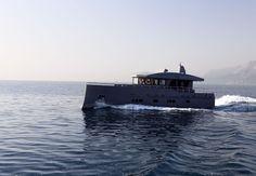Bering 70 - Steel luxury coastal cruiser yacht