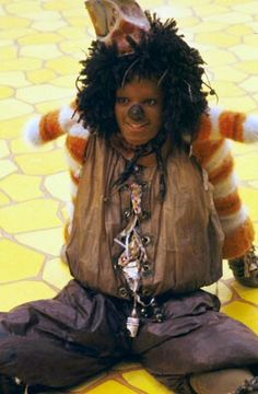 The Wiz The Scarecrow