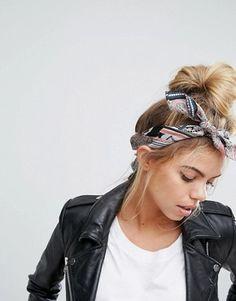 Scarf Headband