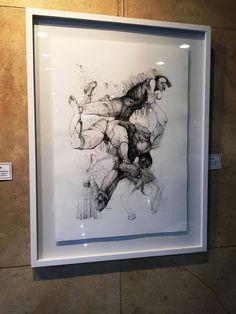 Las obras de Robin están en exposición colectiva en el marco del Ciclo Cultural 2017 de la Bolsa de Comercio de Buenos Aires, junto con las artistas Alejandra Castro, Nerina Rosende e Irina Rosenfe…