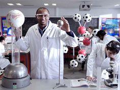 Molecular Metaphor - Sports Science