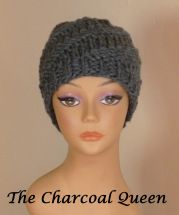 Free hand knit hat for cancer patients. Visit www.bopeepsbonnets.com for details. #bopeepsbonnets