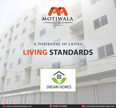 Motiwala Estate offers you an exclusive living space within a lively neighborhood of Bukhari Commercial. Dream Homes provide you a chance to relive your aspirations of owning a desirable apartment with a distinctive interior and spacious rooms. Project : Dream Homes Plot 2C,Lane 3,Bukhari Commercial Phase-VI, DHA Karachi. Mobile: +92-3002214930 http://motiwalaestate.com/dream-homes/  #Motiwalaestate #RealEstate #HomesForSale #DreamHomes