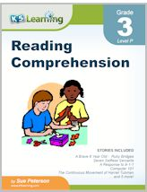Free printable third grade reading comprehension worksheets | K5 Learning