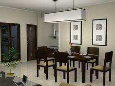 Minimal Japanese Modern Dining Room Design Ideas