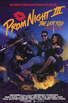 Prom Night III: The Last Kiss (Video 1990)