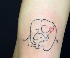 Tatuaje madre e hija Tattoo Mama, Mommy Tattoos, Baby Tattoos, Body Art Tattoos, I Tattoo, Tattoo Quotes, Tattoos For Childrens Names, Tattoos With Kids Names, Tattoos For Women