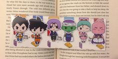 Magnetic Bookmarks  Fighters (15.00 CAD) by HappyHelloCo