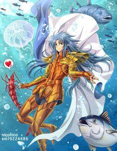 Funny Sea Dragon Kanon