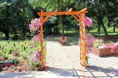The first therapeutic garden in Romania.
