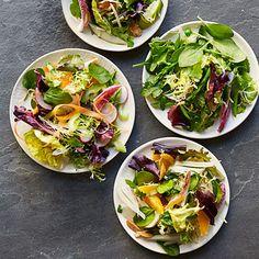 Spring Root Veggies Salad Recipe - Good Housekeeping