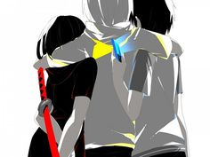 Anri, Mikado, and Masaomi | This has gotta be one of my faves with all three of…