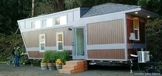 Olympic Triathlete Katie Zaferes Builds Tiny House