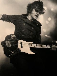 My Chemical Romance ~ Mikey Way