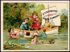 B. T. Babbitt's 1776 So Powder