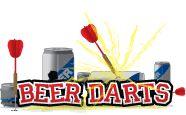 Drinking Games Using Darts
